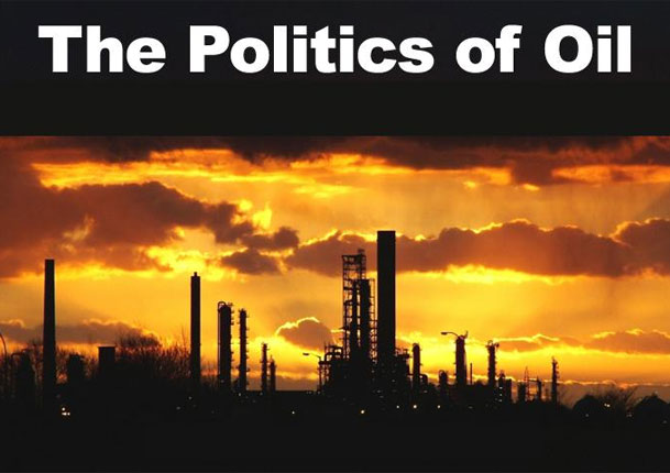 oil and politics