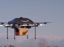 Amazon Drone in Canada