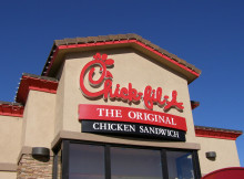 Many Businesses Donated Food and Services Including Chick-Fil-A in Orlando