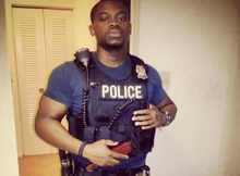 Why Facebook Post of a Black Police Officer Jay Stalien Circulated Widely in July 2016?