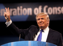 """""""I will not Accept Annual Salary as President if Elected as U.S President"""": Trump"""