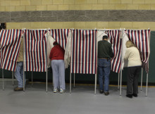 Were Voters Temporarily Switched to Paper Ballots by Texas Glitch?
