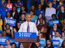Did U.S President Cancelled Appearances in the Upcoming Campaign of Hillary Clinton?
