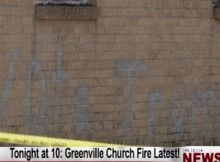 Why Black Church in Mississippi Destroyed & Burned?
