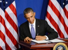 President Obama Signs BuySecure Initiative
