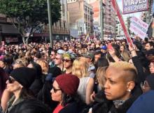 Women's March in Los Angeles