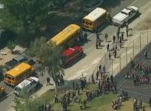 San Bernardino Elementary School Shooting Killed 3 People & One Injured