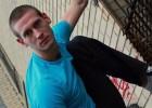 Stuntman John Bernecker