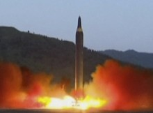 A North Korean Missile Flew over Airspace of Japan Caused New Tension