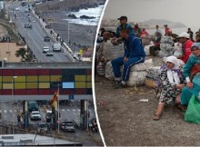 Why Spain closed its Ceuta City border with Africa?