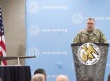 U.S Armed Forces Should be Prepared to deal with North Korea: Mark Milley