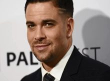 Actor Mark Salling