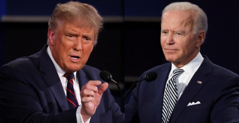 President Trump rejected to condemn white Suremacism during first debate