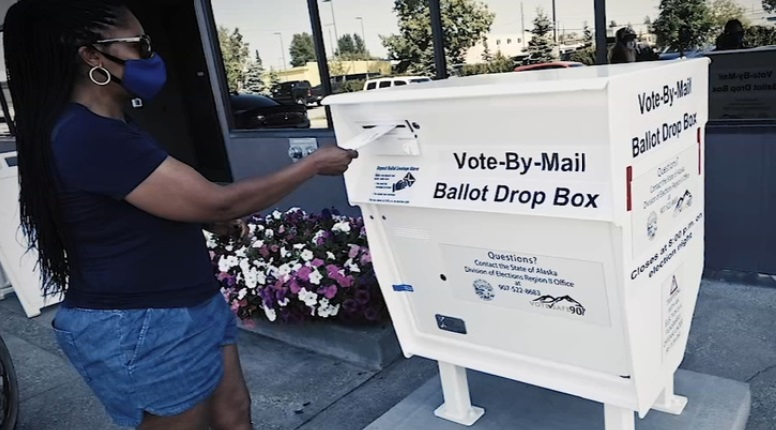 President Trump's campaign will sue against dropping multiple ballots in drop boxes