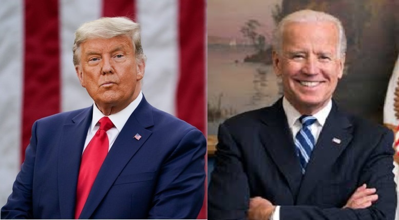 President Trump acknowledged his defeat and Joe Biden's Victory for the First Time